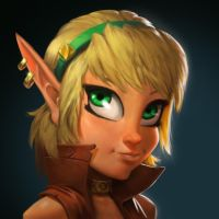 A taste of Dungeon Defenders 2 by DanielAraya