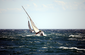Sailing by anm3l