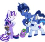 The Sparkle Family by JustAGirlOnline