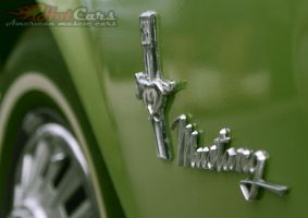 Ford Mustang 1967 logo 289 by Hotcars