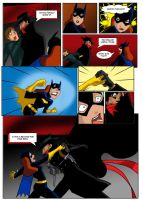 ShadowBatgirl Comic Experiment by Oboe