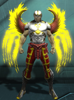 Air Walker (DC Universe Online) by Macgyver75