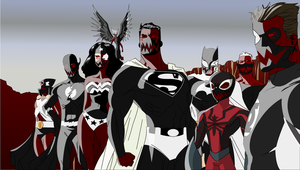 The Symbiote Lords by Ziza53