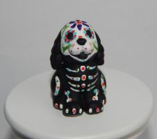 Dotd Dog Figure by AdeCiroDesigns