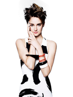 PNG - Shailene Woodley by Andie-Mikaelson