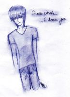 Guess What...I Love You by hinata8D