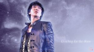 Yesung, Reaching for the stars wallpaper by Cristal1994