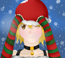 Christmas Bell by 1luna2