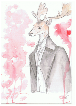 Mr Darcy by ArcEnCielRadioactif