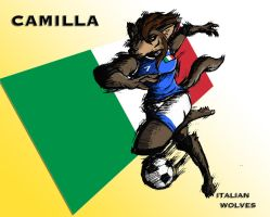 Soccer World Champions - Italy by SydeX