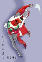Kikuri_hime_Nocturne by The-SMT-Club