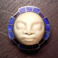 moonface container pendant by morpho2012