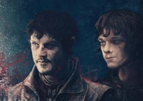 Ramsay and Reek by margaw