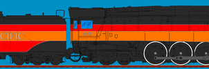 Southern Pacific 4449 Daylight by o484