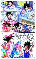 Vegeta's Easter Suprise by Villa-Chinchilla