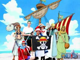 One Piece Cosplay CG by cee-chan26