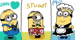 Despicable Me 2 - Minion Milestones by DanielaEspinoza19