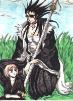 Gender swap Kenpachi :D by StrawberryLoveAlways