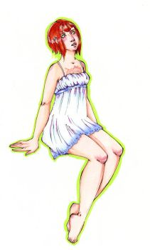 Nightgown by Labyrinthe