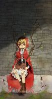 Little Red Riding Hood by Woodenwave