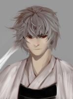 Sakata Gintoki by CottttoN1992