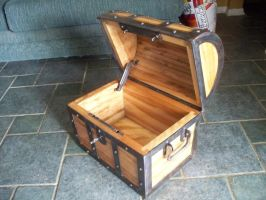 Treasure chest 7..I think. by Craftsman107
