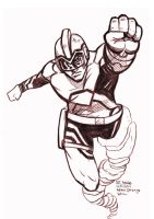 Daily Sketches Adam Strange by fedde