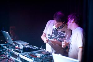 Gabriel and Dresden by apetc