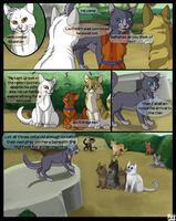 warriors into the wild - pg: 21 by SassyHeart
