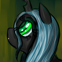 Filly Queen Chrysalis Blog by RyuRedwings