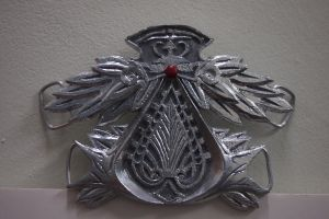 Completed ACB Ezio's Crest by TheOneWhoIam