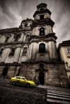 Yellow Cab by Beezqp