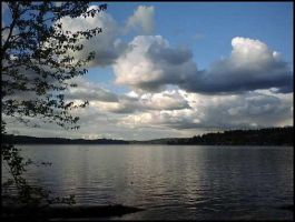 Lake Sammamish by laura-worldwide
