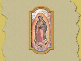 Virgen_de_Guadalupe by TechII