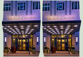 Hotel in Berlin 3D ::: HDR Cross-Eye Stereoscopy by zour