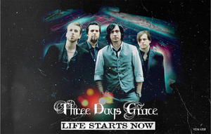 Three Days Grace by Manuelv