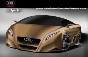 Audi Sparta Concept.. by ShadyDesigns