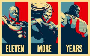 MvC3 Political poster Update by nuzazat
