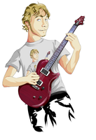 Guitar Ger by dyingmoonshine