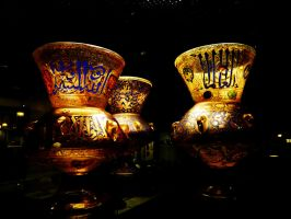 Ancient pots by mcadesigner