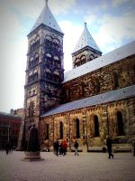 Lund Cathedral by SeiMissTake