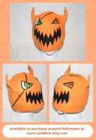 Halloween Town hat by cutekick