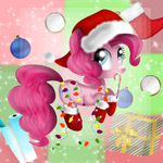 A Very Pinkie Christmas by ChanceyB
