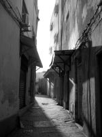 Walking through old streets... by LutherHarkon
