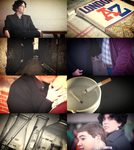 Johnlock aesthetic by Nightengale37