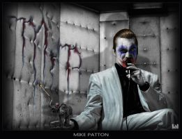 Mike Patton by Higher-Vision-Media