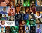 Katara Collage by JackieStarSister