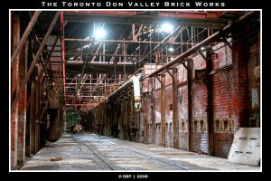 The Toronto Brick Works by Strahan-Bad