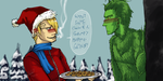 Taming the Grinch by MichaelSilverleaf