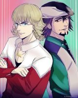 Tiger and Bunny by RealDandy